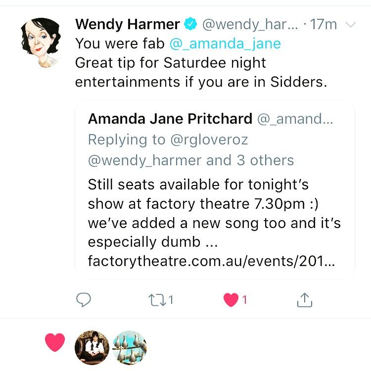 Wendy H Tweet